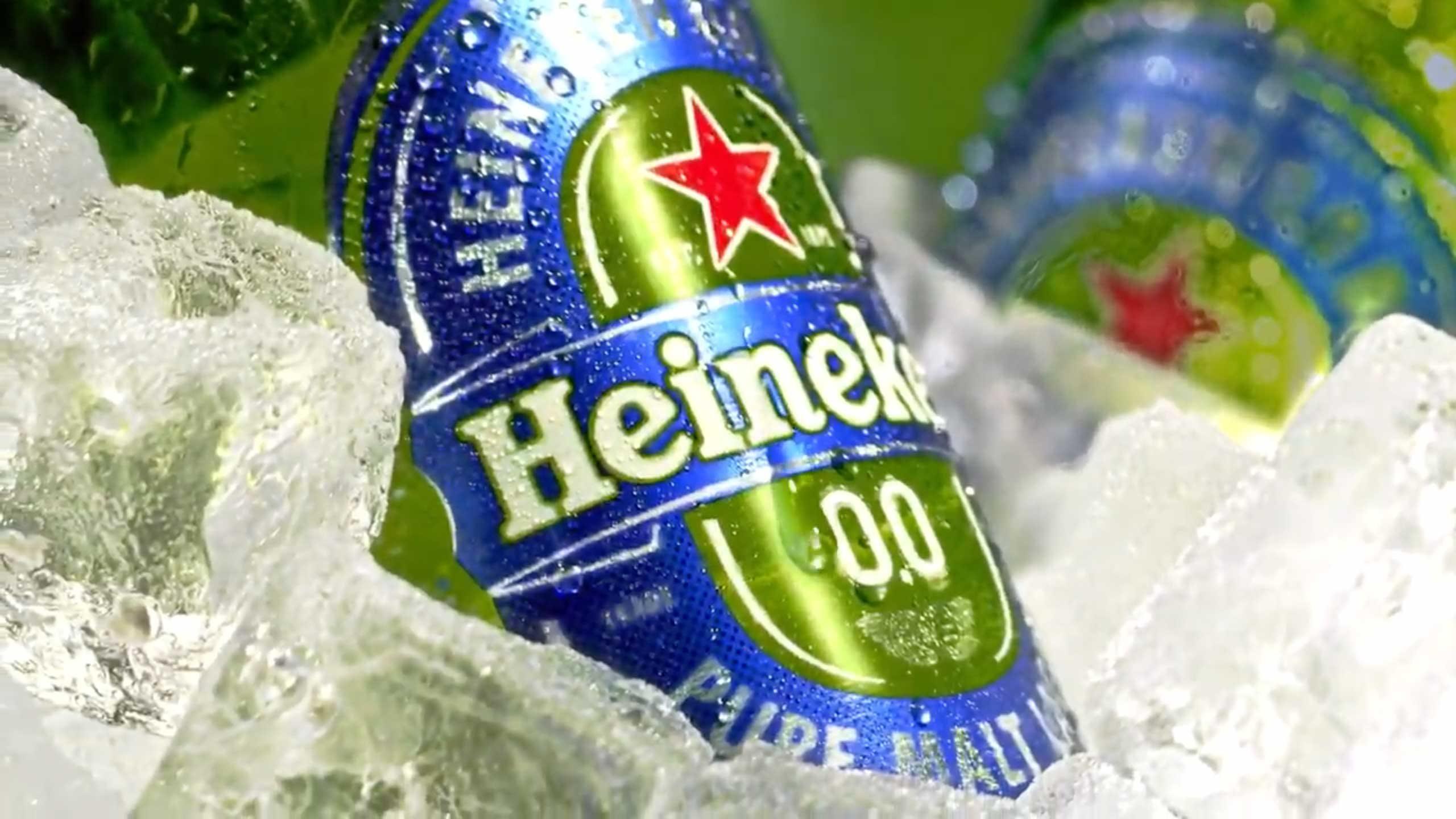 Heineken® 0.0 | Non alcoholic beer - zero alcohol | Heineken.com