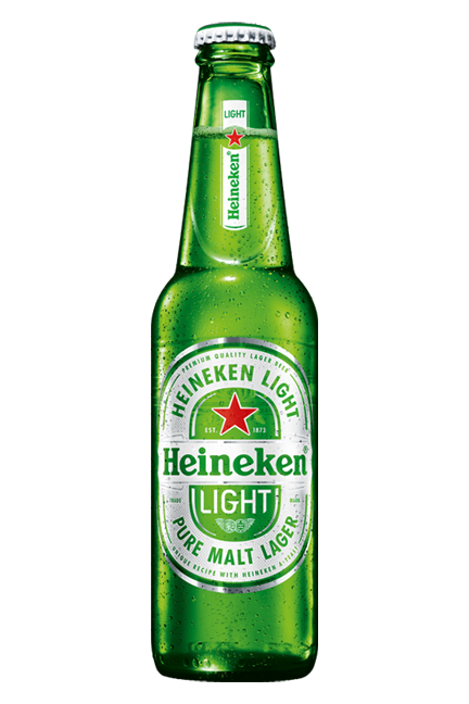Heineken Light Bottle