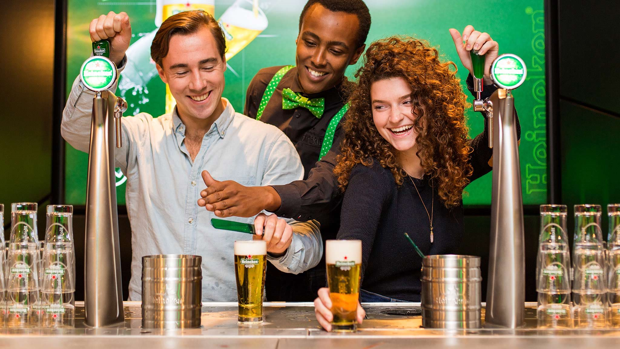 Heineken Experience - The Best 'Dam Welcome