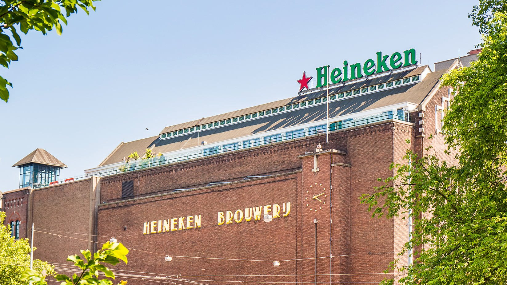 Heineken Experience The story of the world's most famous beer